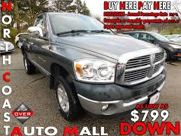 100 Used Dodge Truck 2007 Ram 1500 4WD Reg Cab 1205 ST At North Coast Auto