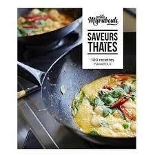 cuisine du monde marabout les petits marabout saveurs thaïes broché collectif achat