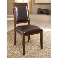 signature design by ashley holloway mahogany dining upholstered