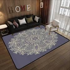 100 Zen Decorating Ideas Living Room Amazoncom RugsMandala Bohemian Yoga