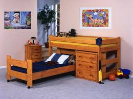 Twin Captains Bed With 6 Drawers by Trendwood Bunkhouse Twin Cheyenne Bookcase Bed With Trundle