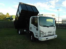 ISUZU LANDSCAPE DUMP TRUCK FOR SALE | #1339