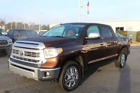100 Toyota Tundra Trucks Certified PreOwned 2014 4WD Truck 1794 Crew Cab