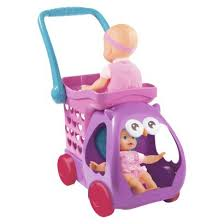 little mommy shopping buggy she saw this at target and freaked