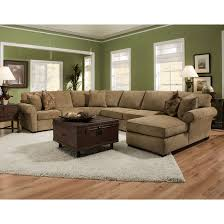 Beige Sectional Living Room Ideas by Furniture Beige Costco Sectional On Cozy Parkay Floor For