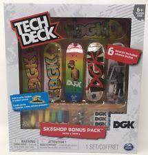 Cheap Wooden Tech Decks by Tech Deck Wooden Collectors U0026 Hobbyists Action Figures Ebay