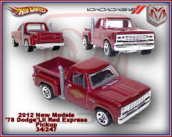 The (BIG) Dodge Lil' Red Express Truck - Hot Wheels Club ZA 1979 Dodge D150 Lil Red Express Gateway Classic Cars 722ord 1978 For Sale 85020 Mcg 1936167 Hemmings Motor News 1936172 Truck Finescale Modeler Essential 2157239 Pickup Stored 360ci V8 Automatic Ac Ps Pb Final Race Of The Season Oct 2012 Youtube For Sale Khosh Ertl American Muscle 78 1 18 Ebay 1011979 Little Sold Tom Mack Classics Other Pickups