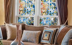 Artscape Magnolia Decorative Window Film by Light Effects By Artscape