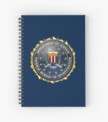 fbi bureau of investigation federal bureau of investigation fbi emblem 3d on blue velvet
