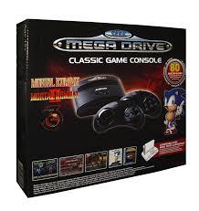 Mortal Kombat Arcade Machine Uk by Arcade Classic Sega Mega Drive Console Mortal Kombat Edition Uk