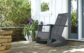 exterior rocking chairs large traditional outdoor rocking chair