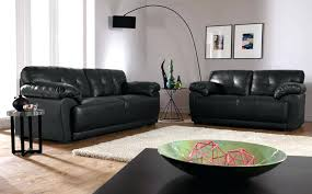 Black Leather Couch Decorating Ideas by Black Leather Sofa Sale Uk Recliner Sets For Huskytoastmasters Info