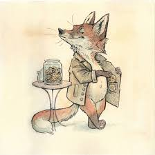 """Illustration of an anonymous secret """"I have a secret pocket I use for stealing and hiding cookies"""""""