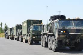 US Soldiers Conduct Tactical Road March Across Hungarian-Romanian ... When The Army Went Mad Max Vietnam Gun Trucks 16 Photos 5 Ton Military Cargo Truck 20 Ft Flat Bed Fehbillyarmor5toncargojpg Wikimedia Commons Gmc Cckw Editorial Stock Photo Image Of Army 50226458 Spc Camille David 414th Transportation Company Drives A 5ton Ton Update 1 Youtube Toadmans Tank Pictures M923 Truck Tractor 14 Ton 6x4 Up Fileus 25 Flickr Terry Whajpg M929a1 6x6 Military Vehicle Am General Dump Truck Vehicles Appear To Be M54 With Dolly Semitrailers Hobby Master 172 Scale Ground Power Series Hg5701 Us M35 7 Used You Can Buy The Drive