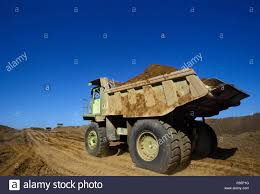 100 Rock Truck Truck Moving Dirt For Roadbuilding Project In California USA