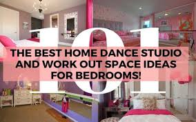 the best home studio and work out space ideas for bedrooms
