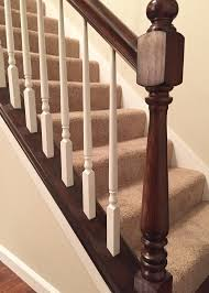 How Changing Up A Banister Can Change Everything - A Little Kooky Chic On A Shoestring Decorating How To Stain Stair Railings And Best 25 Refinish Staircase Ideas Pinterest Stairs Wrought Iron Stair Railing Iron Stpaint An Oak Banister The Shortcut Methodno Howtos Diy Rail Refishing Youtube Photo Gallery Cabinets Boise My Refinished Staircase A Nesters Nest Painted Railings By Chameleon Pating Slc Ut Railing Concept Ideas 16834 Of Barrier Basic Gate About