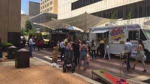 100 Dallas Food Trucks Why Larry Hamilton Wanted To Make Browder Street Plaza A