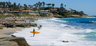 Windansea In La Jolla California Is A Surf Spot That Breaks Well During South Swell Photo Via Shutterstock