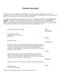 La Carta Formal Practicasinformatica