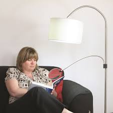 Magnifying Floor Lamp 10x by Vogue Floor Lamp With Magnifier Arm