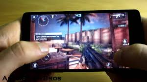 nexus 5 gaming modern combat 4 zero hour