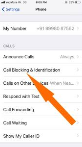 How to Block Unblock Phone Calls Messages FaceTime in iOS 11