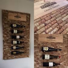support mural cuisine beau cuisine maison ancienne 12 support mural pour bouteilles