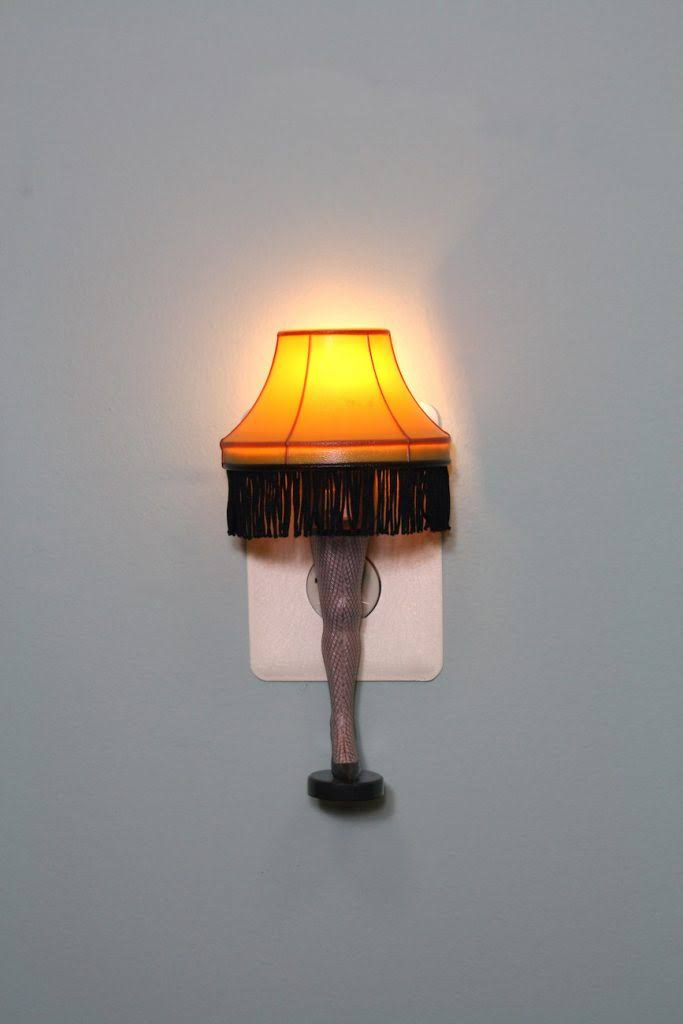 Neca A Christmas Story Nightlight Leg Lamp