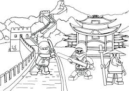 Lego Ninjago Coloring Pages Cole Zx Printable Kai Dx Lloyd