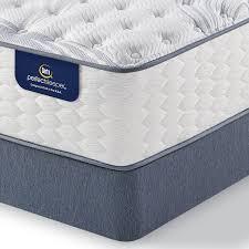 Serta Perfect Sleeper Air Mattress With Headboard by Serta Perfect Sleeper Ladywell Firm Queen Mattress