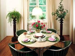 Candle Centerpieces For Dining Room Table by Centerpieces Dining Room Table Two Stools Cream Fluffy Carpet