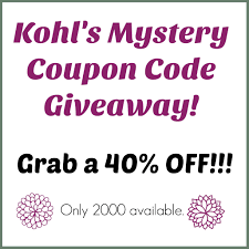 Kohl's Mystery Coupon Up To 40% Off! - Saving Dollars & Sense Kohls Mystery Coupon Up To 40 Off Saving Dollars Sense Free Shipping Code No Minimum August 2018 Store Deals Pin On 30 Code 10 Off Coupon Discover Card Goodlife Recipe Cat Food Current Codes Rules Coupons With 100s Of Exclusions Questioned Three Days Only Get 15 Cash For Every 48 You Spend Coupons Bradsdeals Publix Printable 27 The Best Secrets Shopping At Money Steer Clear Scam Offering 150 Black Friday From Kohls Eve Organics