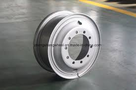 China Cheap Price Truck Trailer Steel Wheel, Wheel Rim, Steel Truck ...