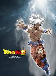 Goku Mastered Ultra Instinct By AdeBa3388 On DeviantArt