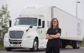 Women Lead Trucking Industry Charge To Get More Female Big-riggers ... Truck Driver Climbing Into Cab Of Semitruck Stock Photo Dissolve Trucking Life Study Automated Vehicles Wont Displace Drivers Safety Proud Driver Portrait Caucasian And His Red Semi Frontview Camera Follows A Semi Truck Driving On Highway The In Drivers Wanted Pay 73000 Houston Style Magazine Urban The Effects Of Drowsy Driving By A Semitruck Mitch Grissim Check Engine Looking Inside Hood 104 Risk Millions Professional Will Be Replaced By Selfdriving Sysco Phone While Youtube What Constitutes Aggressive Max Meyers Law Pllc