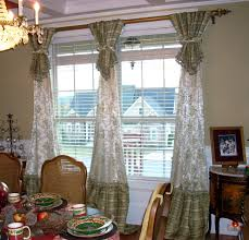 Valances Curtains Forg Room Window Treatments Treatment Ideas Bay Top Rooms Formal Living Category With