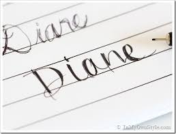 Pretty Handwriting How To