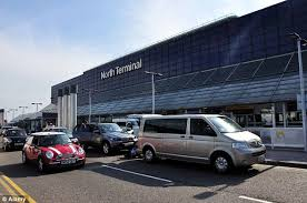 gatwick airport bureau de change pensioners warned airport car park investment scam this