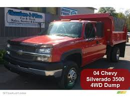 2004 Victory Red Chevrolet Silverado 3500HD Extended Cab 4x4 Dump ... Used 2003 Gmc 4500 Dump Truck For Sale In New Jersey 11199 Dustyoldcarscom 2002 Chevy 3500 Dump Sn 1216 Youtube Used Diesel Dually For Sale Nsm Cars Trucks Lovely 1994 1 Ton Truck Fagan Trailer Janesville Wisconsin Sells Isuzu Chevrolet Track Mounted Plus Mn As Well Plastic And Town And Country 5684 1999 Hd3500 One Ton 12 Ft Or Paper Tri Axle Chip Why Are Commercial Grade Ford F550 Or Ram 5500 Rated Lower On Power Chevrolet 1135 2015 On Buyllsearch