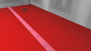 Tile Underlayment Membrane Home Depot by Protegga Plus Installation Youtube