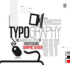 Typography The Absolute Of Professional Graphic Design