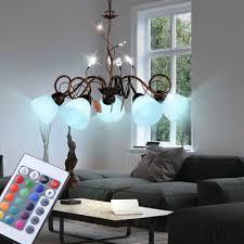 büromöbel rustikale deckenleuchte blätter ranken wohnzimmer