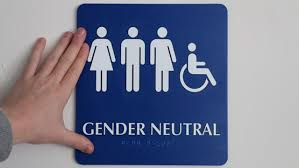 Gender Inclusive Bathroom Sign by College Implements Gender Neutral Bathrooms Youtube