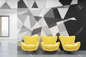 Waiting Room In Modern Office With Three Yellow Armchairs And.. Living Room Ikea 21 Ways To Decorate A Small And Create Space Boss Office Products Black Traditional Style Executive Reception Waiting Chair Kettering Medical Center Area Renovation 50 Home Design Ideas That Will Inspire Productivity Cheap Chairs With Arms Modern Decoration Midcentury Armchairs For Your Next Interior Stunning Two Computers 2xhome Stacking Lucite Transparent Uv Outdoor Ding Molded Patio Kitchen Designer Armless Clear Types Visitor Shop Online At Overstock