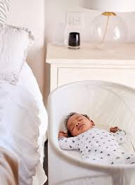 schlafumgebung medibino der babykopfschutz