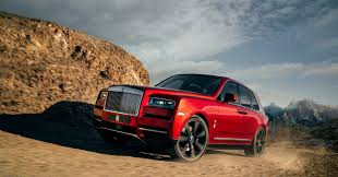 100 Rolls Royce Truck Photos Cullinan Is S First SUV