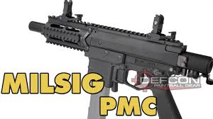 100 Pmc 10 First Look At The Milsig M17 PMC Magwell YouTube