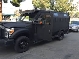 SWAT Vehicle Gets Truck Accessories At Mike's Truck & Line-X