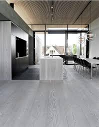 eine küche in grauen tönen haus interieurs parkett grau